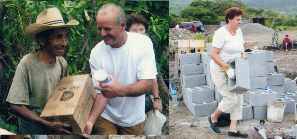 Building a Community Centre in Guatemala